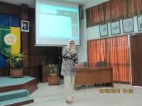 Stadium General Lecture at Biology UGM Yogyakarta